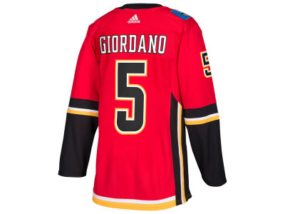 Calgary Flames Mark Giordano adidas NHL Men's adizero Authentic Pro Player Jersey
