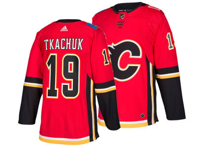 Calgary Flames Matthew Tkachuk adidas NHL Men's adizero Authentic Pro Player Jersey