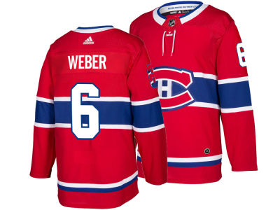 Montreal Canadiens Shea Weber adidas NHL Men's adizero Authentic Pro Player Jersey