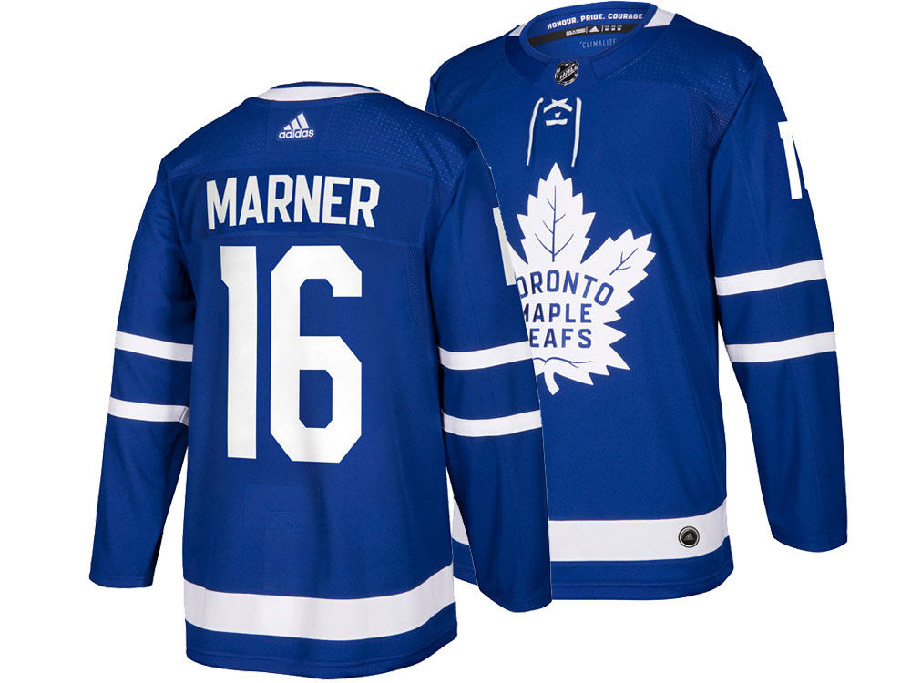 Toronto Maple Leafs Mitchell Marner adidas NHL Men s adizero Authentic Pro  Player Jersey  e632b759c