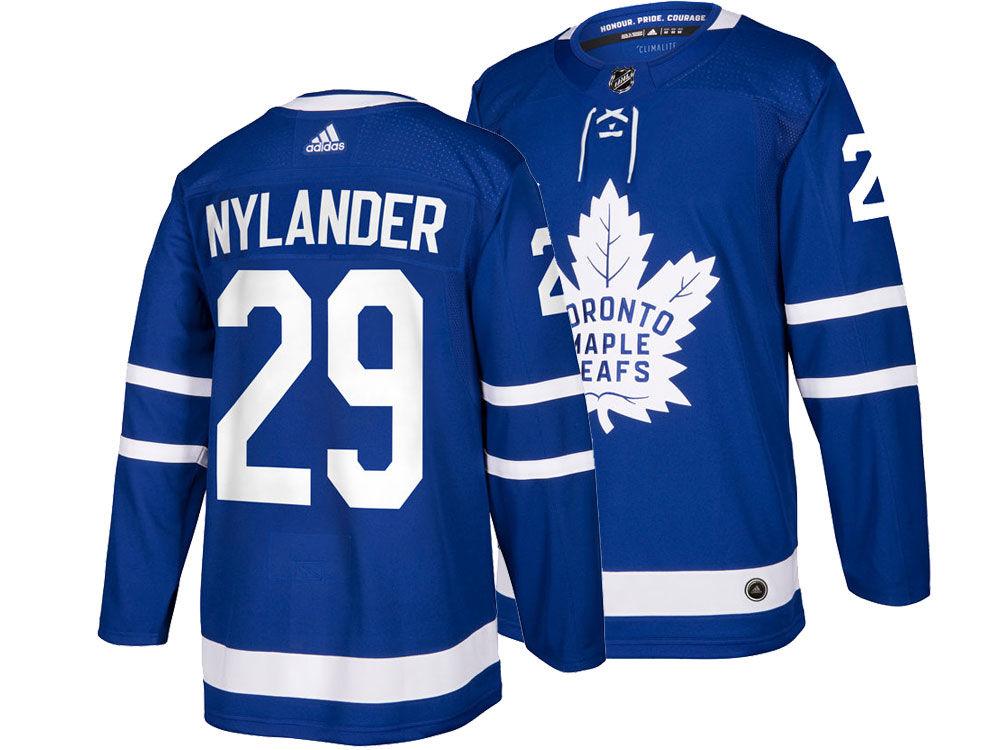 Toronto Maple Leafs William Nylander adidas NHL Men s adizero Authentic Pro  Player Jersey 9f1aae4f9