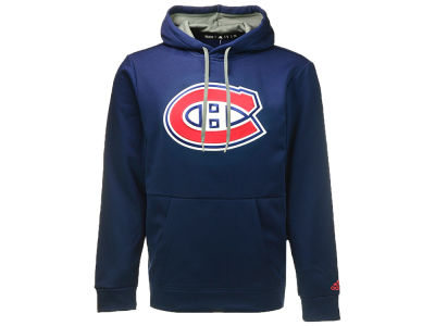 Montreal Canadiens adidas NHL Men's Authentic Pullover Hoodie