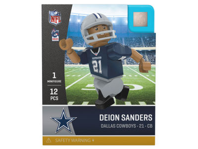Dallas Cowboys Deion Sanders OYO Figure Generation 4