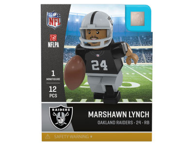 Oakland Raiders Marshawn Lynch OYO Figure Generation 4