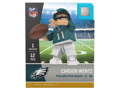Philadelphia Eagles Carson Wentz OYO Figure Generation 4