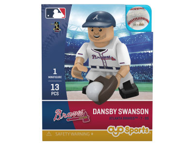 Atlanta Braves Dansby Swanson OYO MLB Player Figure