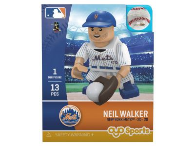 New York Mets Neil Walker OYO MLB Player Figure