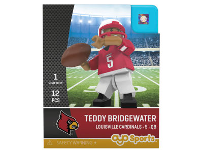Louisville Cardinals Teddy Bridgewater OYO OYO Figure Generation 2