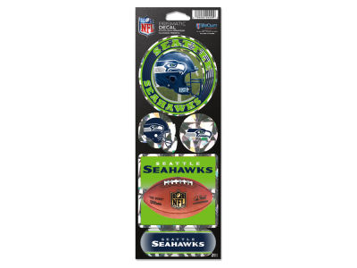 Seattle Seahawks Prismatic Decal