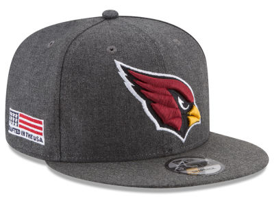 Arizona Cardinals New Era NFL Crafted In America 9FIFTY Snapback Cap