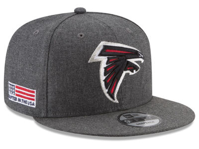Atlanta Falcons New Era NFL Crafted In America 9FIFTY Snapback Cap