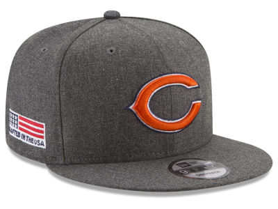 Chicago Bears New Era NFL Crafted In America 9FIFTY Snapback Cap