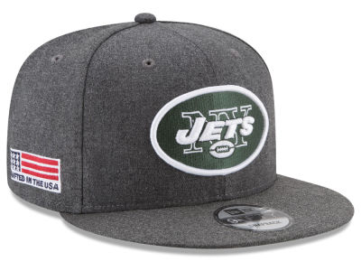 New York Jets New Era NFL Crafted In America 9FIFTY Snapback Cap
