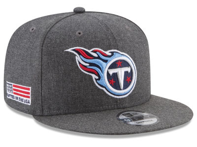 Tennessee Titans New Era NFL Crafted In America 9FIFTY Snapback Cap