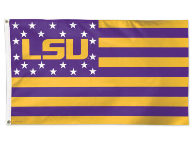 LSU Tigers Wincraft 3x5 Deluxe Flag