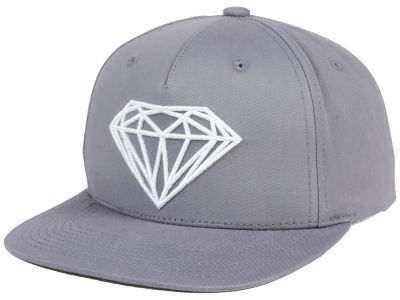 Diamond Brilliant Snapback Cap