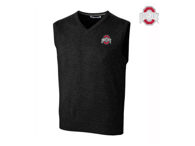 Ohio State Buckeyes Cutter & Buck NCAA Men's Lakemont Sweater Vest