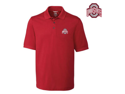 Ohio State Buckeyes Cutter & Buck NCAA Men's Advantage Polo