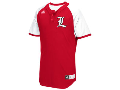 Louisville Cardinals adidas NCAA Men's Batting Practice Style Jersey
