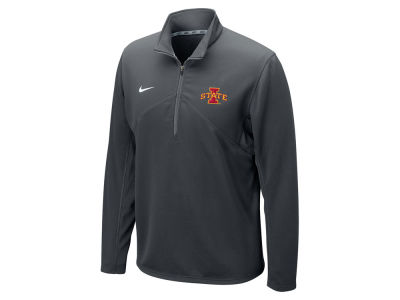 Iowa State Cyclones Nike NCAA Men's Dri-Fit Training Quarter Zip Pullover