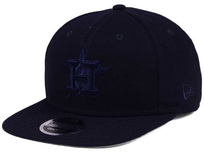 Houston Astros New Era MLB Basic 9FIFTY Snapback Cap