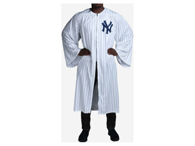 New York Yankees Aaron Judge Forever Collectibles Pinstripe Robe
