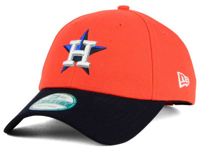 Houston Astros New Era MLB The League Classic 9FORTY Adjustable Cap