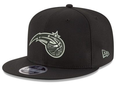 Orlando Magic New Era NBA Black on Shine 9FIFTY Snapback Cap