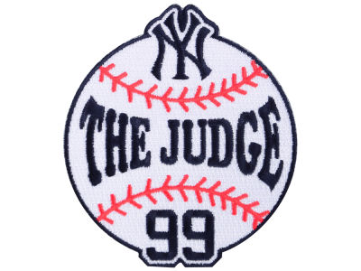 New York Yankees Aaron Judge Fan Patch