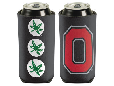 Ohio State Buckeyes Wincraft 16 oz Can Cooler