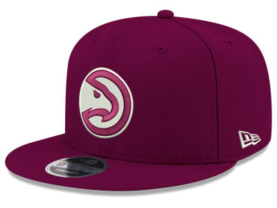 Atlanta Hawks New Era NBA Fall Dubs 9FIFTY Snapback Cap
