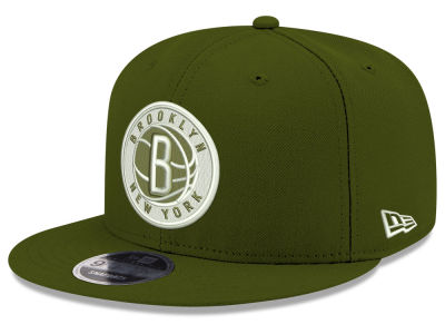 Brooklyn Nets New Era NBA Fall Dubs 9FIFTY Snapback Cap