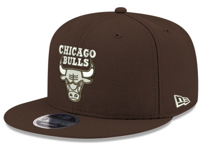 Chicago Bulls New Era NBA Fall Dubs 9FIFTY Snapback Cap