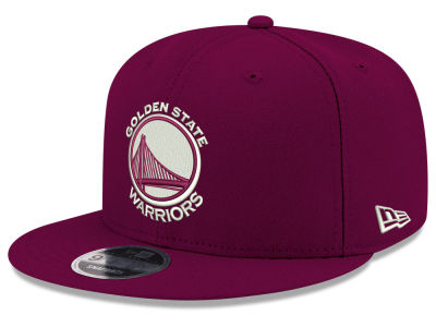 Golden State Warriors New Era NBA Fall Dubs 9FIFTY Snapback Cap
