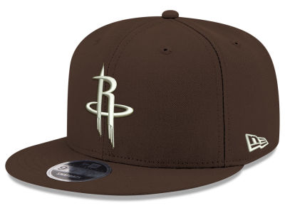 Houston Rockets New Era NBA Fall Dubs 9FIFTY Snapback Cap