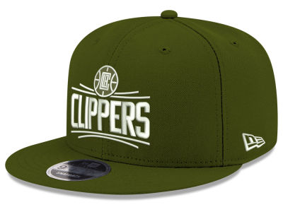 Los Angeles Clippers New Era NBA Fall Dubs 9FIFTY Snapback Cap