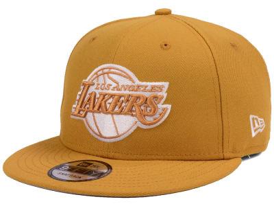 Los Angeles Lakers New Era NBA Fall Dubs 9FIFTY Snapback Cap 2a861b916521