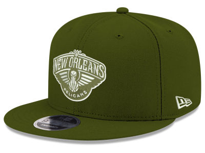 New Orleans Pelicans New Era NBA Fall Dubs 9FIFTY Snapback Cap