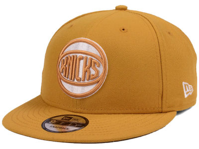 New York Knicks New Era NBA Fall Dubs 9FIFTY Snapback Cap