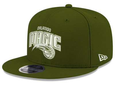 Orlando Magic New Era NBA Fall Dubs 9FIFTY Snapback Cap