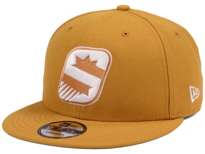 Phoenix Suns New Era NBA Fall Dubs 9FIFTY Snapback Cap