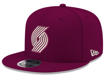 Portland Trail Blazers New Era NBA Fall Dubs 9FIFTY Snapback Cap