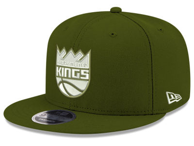 Sacramento Kings New Era NBA Fall Dubs 9FIFTY Snapback Cap