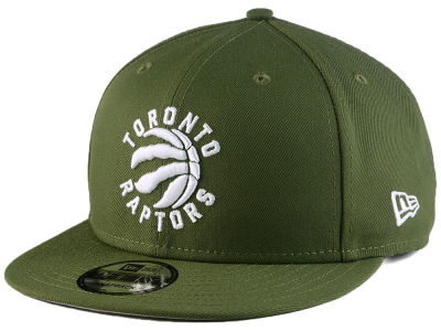 Toronto Raptors New Era NBA Fall Dubs 9FIFTY Snapback Cap