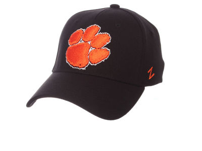 Clemson Tigers Zephyr NCAA Finisher Stretch Cap
