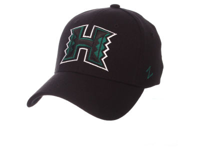 Hawaii Warriors Zephyr NCAA Finisher Stretch Cap