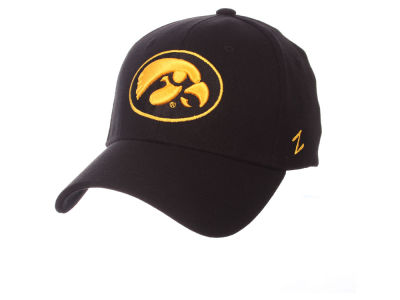 Iowa Hawkeyes Zephyr NCAA Finisher Stretch Cap