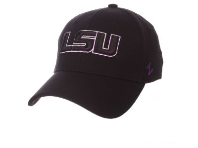 LSU Tigers Zephyr NCAA Finisher Stretch Cap