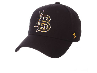 Long Beach State 49ers Zephyr NCAA Finisher Stretch Cap