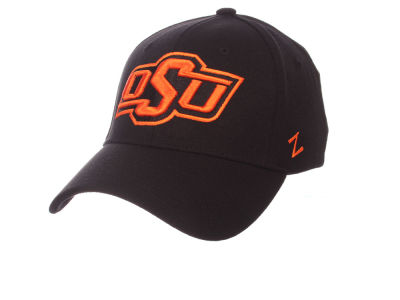 Oklahoma State Cowboys Zephyr NCAA Finisher Stretch Cap
